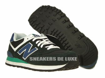 ML574MON New Balance Black / Blue