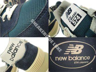 ML574VN New Balance Navy