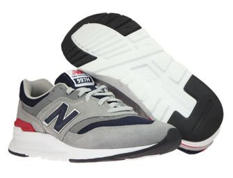 New Balance CM997HCJ Team Away Grey with Pigment
