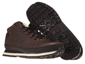 New Balance H754LLB Brown with Black