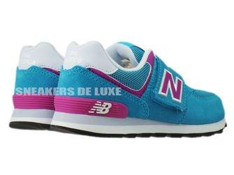 New Balance KV574P3Y Blue / Pink