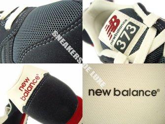 New Balance ML373AA Navy / Red