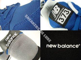 New Balance ML373SBB Blue / Black