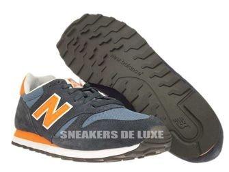 New Balance ML373SMO Navy / Orange