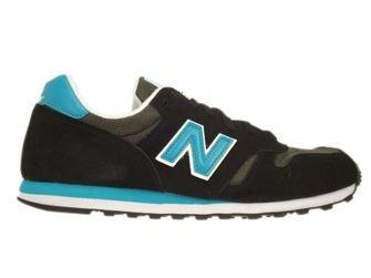 New Balance ML373SMT Black / Blue