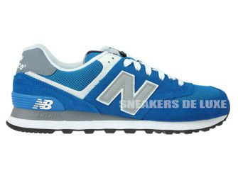 New Balance ML574CPP Blue / Silver
