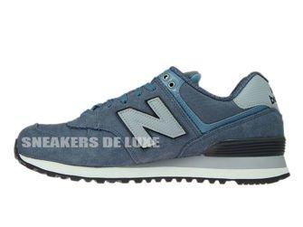 New Balance ML574CUB Blue / Grey