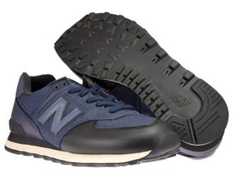 New Balance ML574LHG Navy