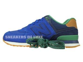 New Balance ML574NEA Blue / Green