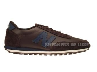 New Balance U410LBN 410 Leather Brown