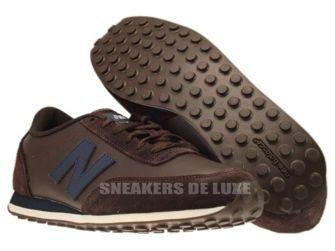 New Balance U410LBN 410 Leather Brown