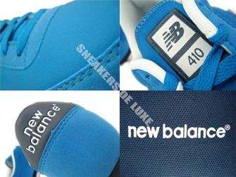New Balance U410MNBN Blue / Navy