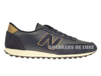 New Balance U410SNG Leather Navy