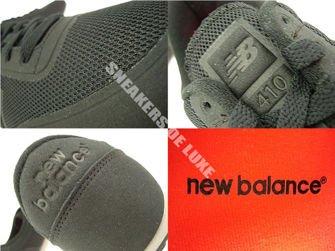 New Balance U410TWK Black