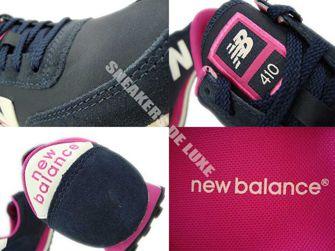 New Balance UL410RNP Navy / Purple