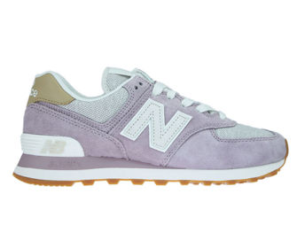 New Balance WL574CLC Cashmere with Light Cliff Grey