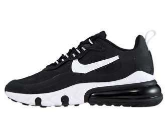 Nike Air Max 270 React AT6174-004 Black/White-Black