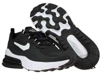 Nike Air Max 270 React BQ0103-009 Black/White-Black