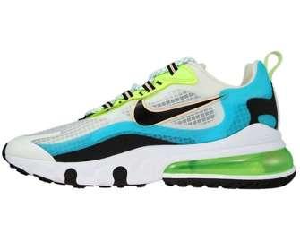 Nike Air Max 270 React CT1265-300 Oracle Aqua/Black-Ghost Green