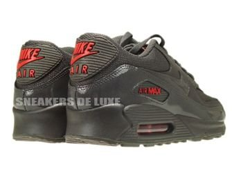 Nike Air Max 90 Midnight Fog/University Red