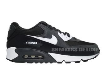 Nike Air Max 90 Midnight Fog/White-Black 325018-045