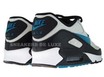 Nike Air Max 90 Neutral Grey/Blustery-Black 309299-027