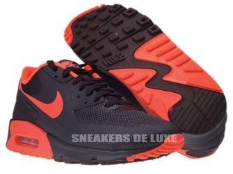 Nike Air Max 90 Premium Hyperfuse Port Wine/Bright Crimson 454446-661