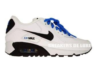 Nike Air Max 90 White/Black-Photo Blue 307793-121