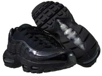 Nike Air Max 95 307960-010 Black/Black-Black