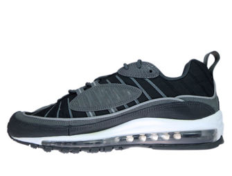 Nike Air Max 98 SE AO9380-001 Black/Anthracite-Dark-Grey