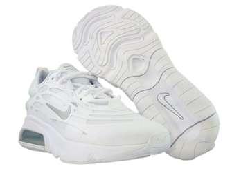 Nike Air Max Exosense CK6922-101 White//Metallic Silver