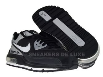 Nike Air Max LTD II Black/White Anthracite-Metallic Silver 316391-017