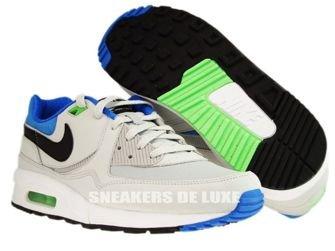 Nike Air Max Light Neutral Grey/Black Blue