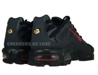 Nike Air Max Plus TN 1.5 Grey/Black Red 426882-007