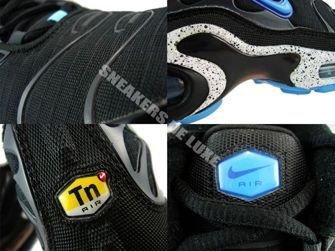 Nike Air Max Plus TN 1 Black/Anthracite/Varsity Royal