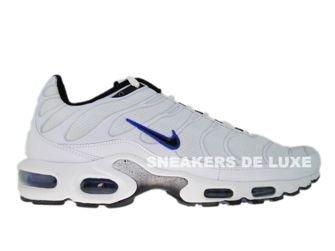 Nike Air Max Plus TN 1 White/Hyper Blue