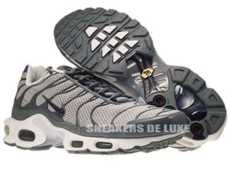 Nike Air Max Plus TN 1 White/Obsidian-Cool Grey