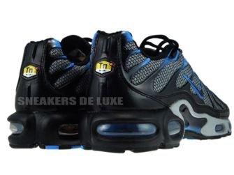 Nike Air Max Plus TN 1 Wolf Grey/Black-Blue Glow