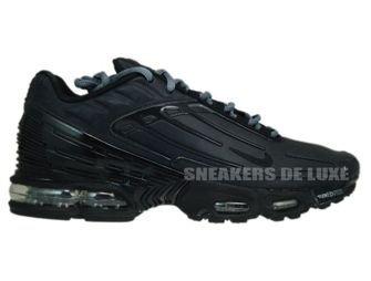 Nike Air Max Plus TN III 3 Black/Black 604201-005