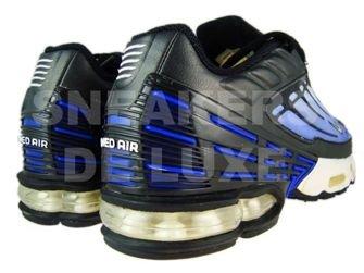 Nike Air Max Plus TN III 3 Hyper-Blue/Black Yellow 604201-472