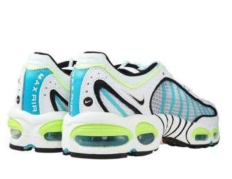 Nike Air Max Tailwind IV SE CJ0641-100 White/Black-Ghost Green