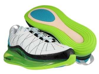 Nike MX-720-818 CT1266-101 White/Black-Ghost Green