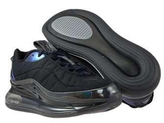 Nike MX-720-818 CW8039-001 Black/Metallic Cool Grey