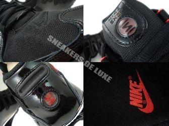 Nike Shox NZ EU Black/Sport Red 325201-025