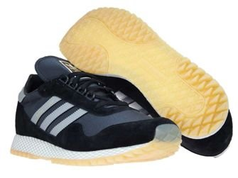 Q2212 adidas New York Core Black/Gum