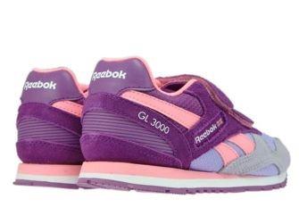 Reebok GL 3000 2V SP BD2446 Aubergine/Peppy Pink/Lavendar/White