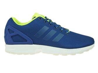 S79101 adidas ZX Flux Blue/Solar Yellow/Halo