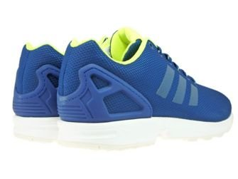 S79101 adidas ZX Flux Blue/Solar Yellow/Halo