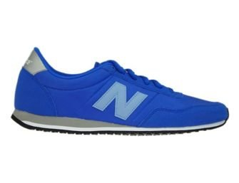 U396BPS New Balance Blue / Pale Blue / Silver
