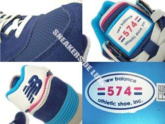 "WL574SJL New Balance 574 ""Stadium Jacket"""